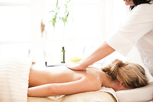 Holistic Massage. Holistic massage